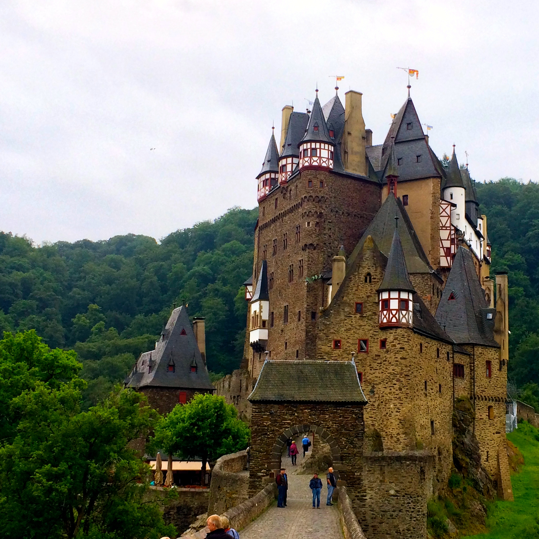Burg Eltz (Eltz Castle), Münstermaifeld, Germany