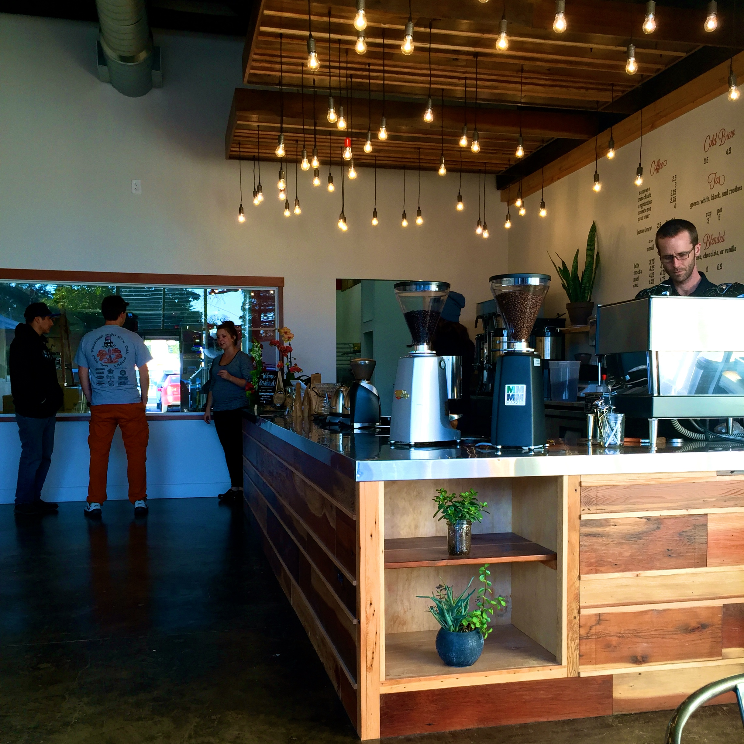 Spearhead Coffee, Paso Robles