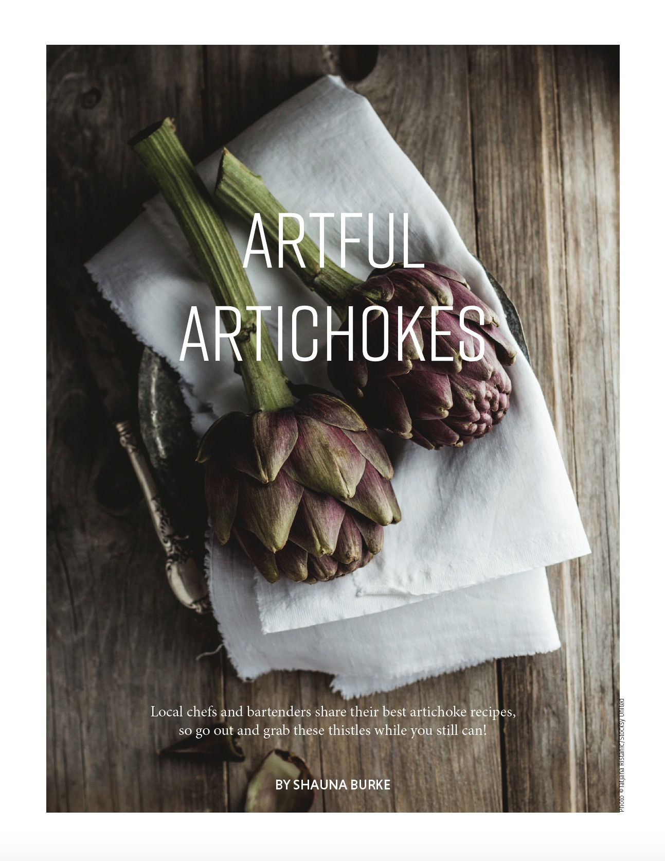 Artful Artichokes / Edible LA