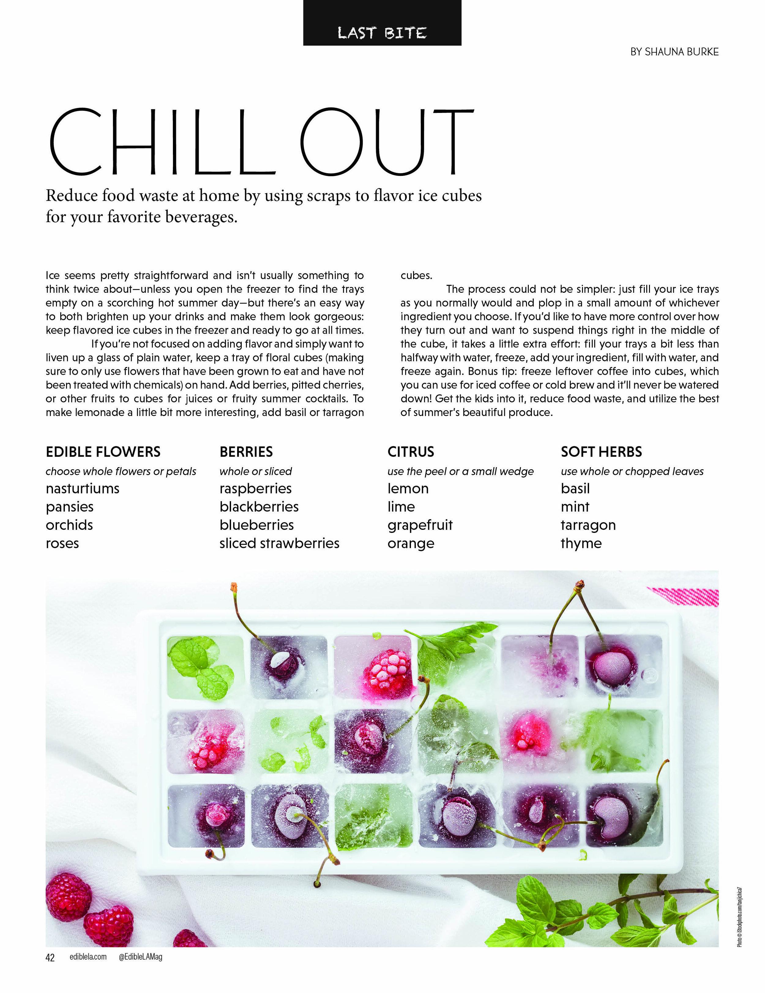 Chill Out / Edible LA