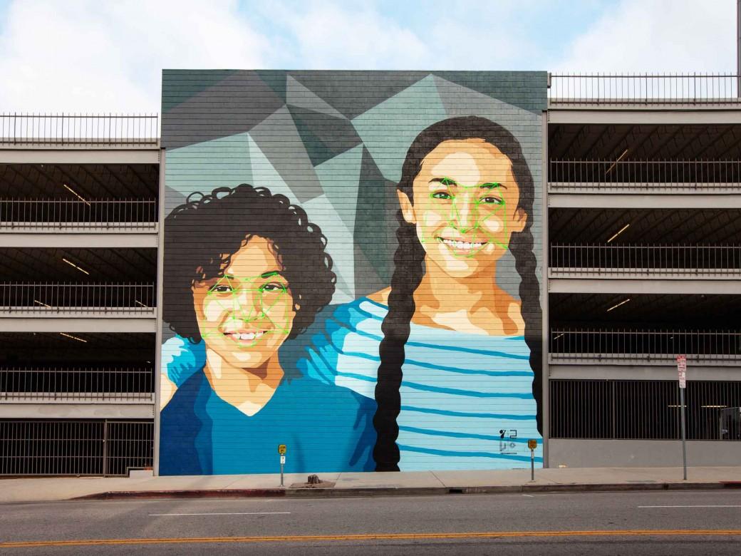 Born Modern Mural