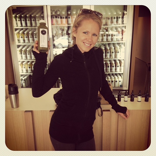 Post-yoga-high.. Followed by Pressed Juicery  #PressedLovesSF