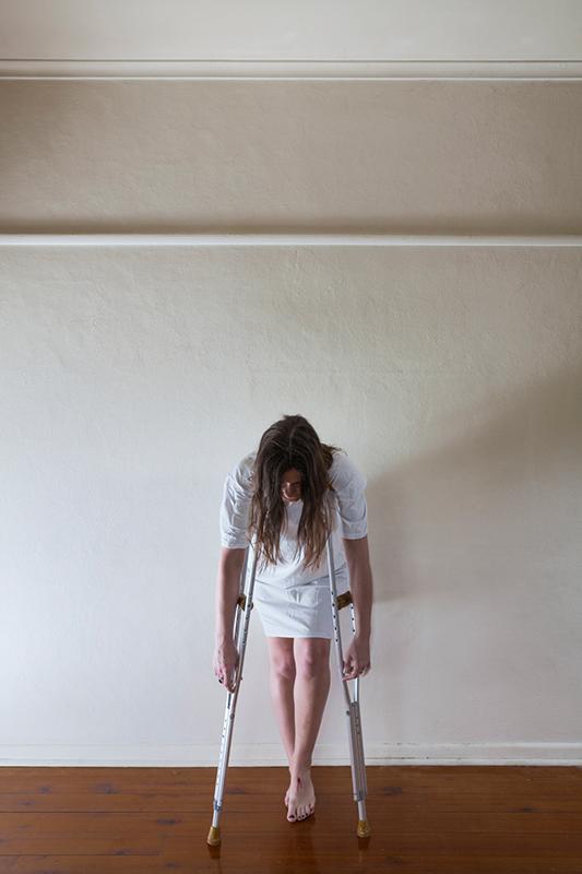 "Emotional Hypochondria - Part 1 , 2013 Archival Ink on Baryta, 16"" x 24"""