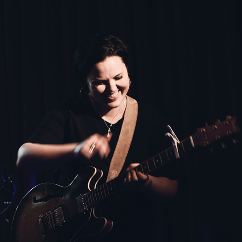 Album/DVD Cover Image - Liz Stringer -  Liz Stringer Live At The Yarra,  2014