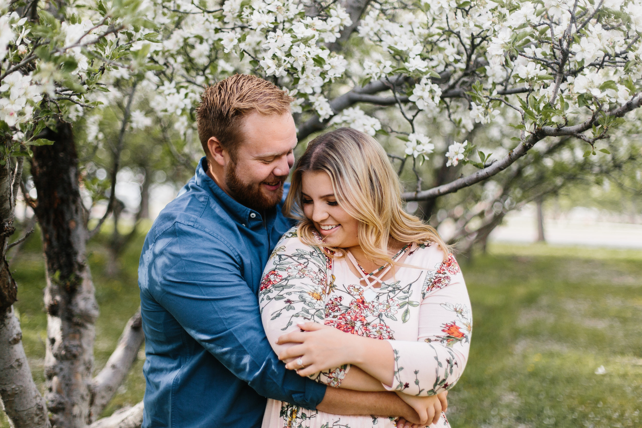HAILEY + CODY - PROVO ORCHARD