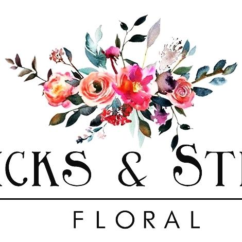 Sticks & Stems Floral - Featured: Alex + Mauro Wedding - Alex + Mauro Bridals