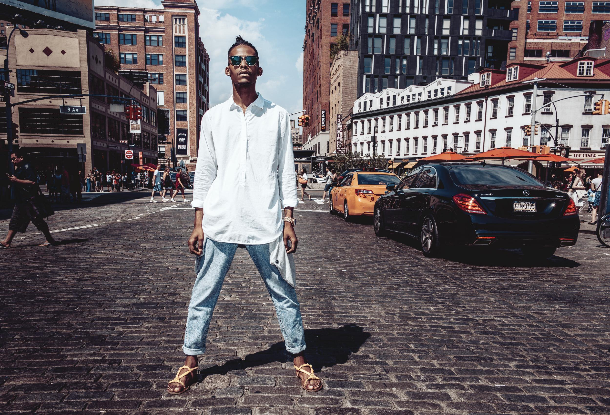 Joe Friend Photography | Fashion Photography | Moving Portraits NYC