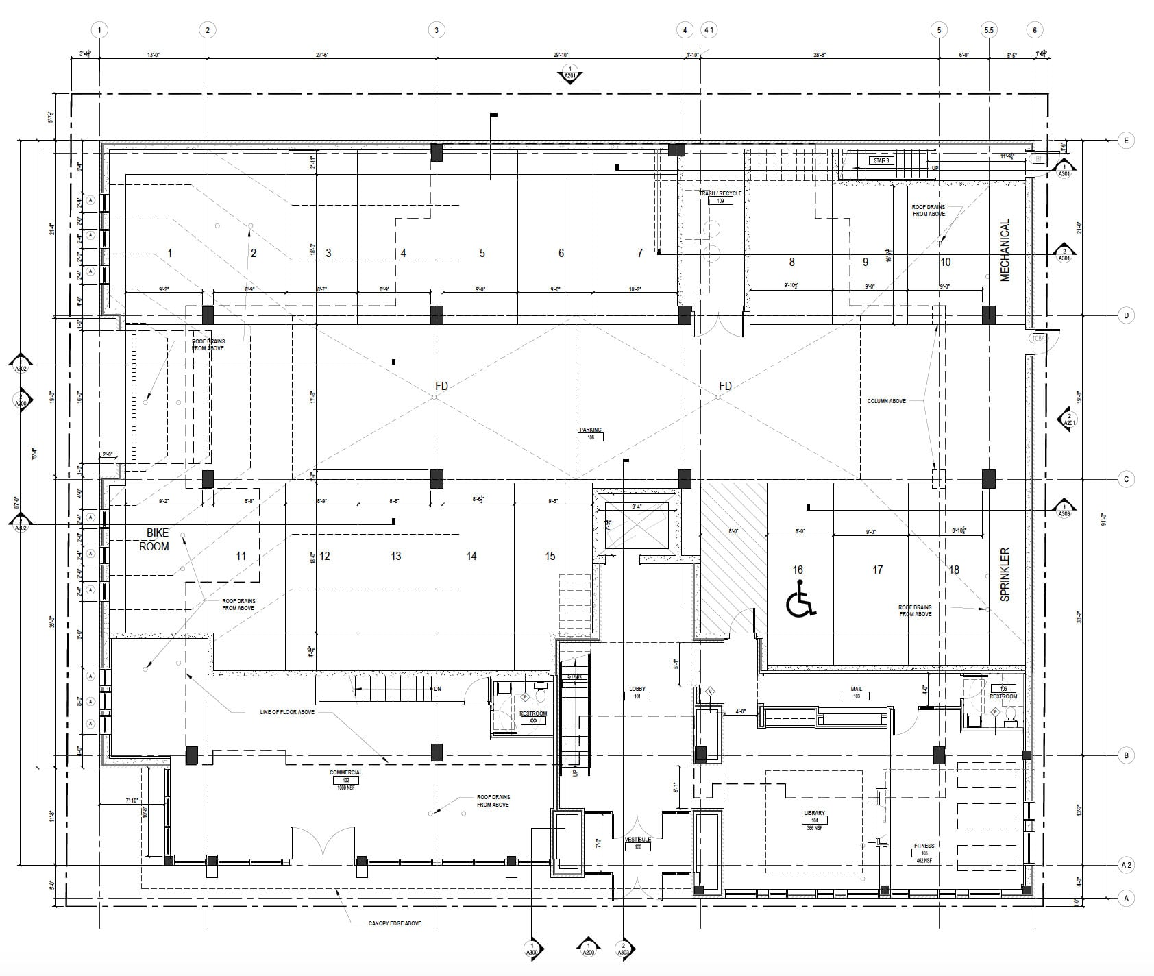 Ground Floor   | Planning Commission