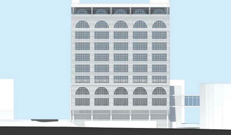 Southeast Elevation | Planning Commission