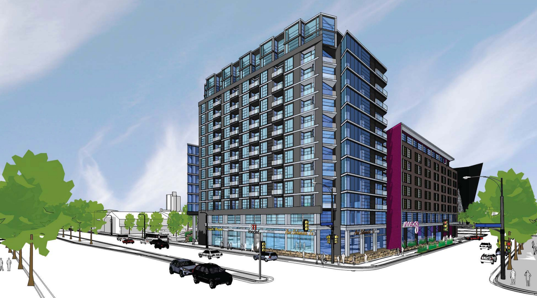IRON CLAD   MIXED-USE (COMMERCIAL, HOSPITALITY, RESIDENTIAL)  811 WASHINGTON AVENUE SOUTH
