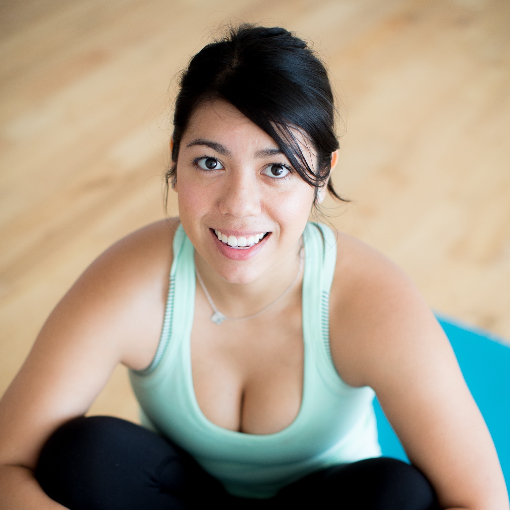Tati - Yoga is a way for me to find clarity, peace of mind, and to move into action. I teach a functional anatomy style of yoga for mental health. I help you move in a way that feels good but also keeps you safe from injury and safe from the constant sitting of modern life. It is my hope that everyone who takes class will feel like they are celebrating what their body can do for them instead of cursing what it cant. I try to give you opportunities for you to see your own power and use it often enough that it becomes like second nature. We tune in to breath, sensation, and self to become better prepared for the world and our place in it.