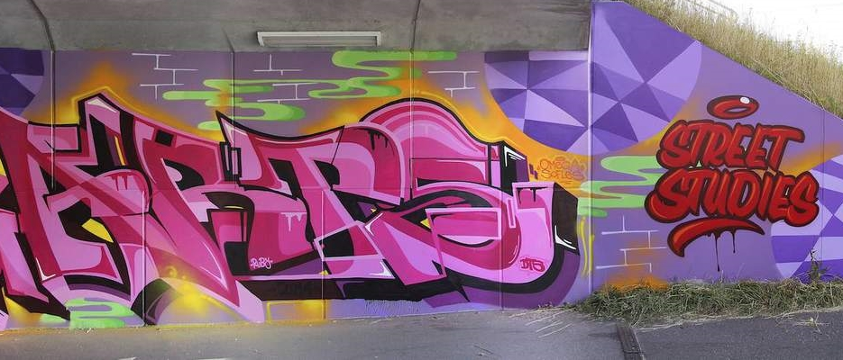 Hire Graffiti Artist San Francisco | Rye QUARTZ 12