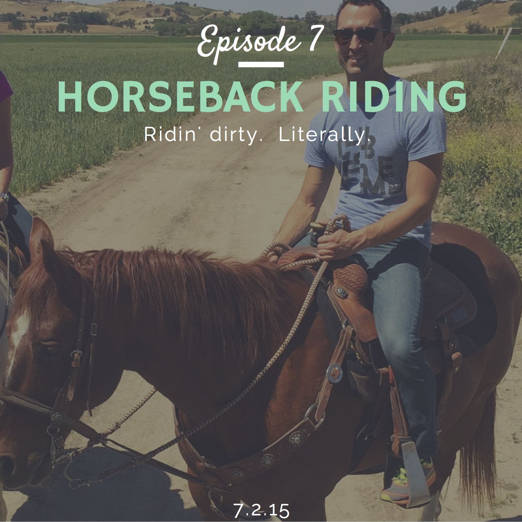 How to start horseback riding interview with Janelle Swanson