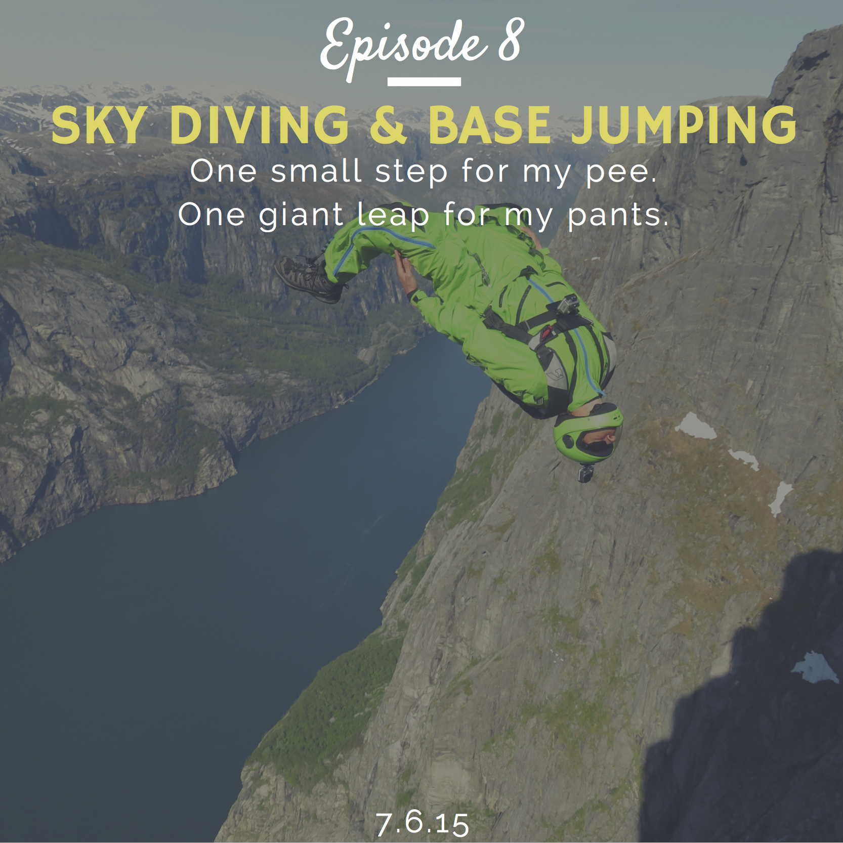 Learn how to start skydiving and base jumping interview with Ross Reichenbach