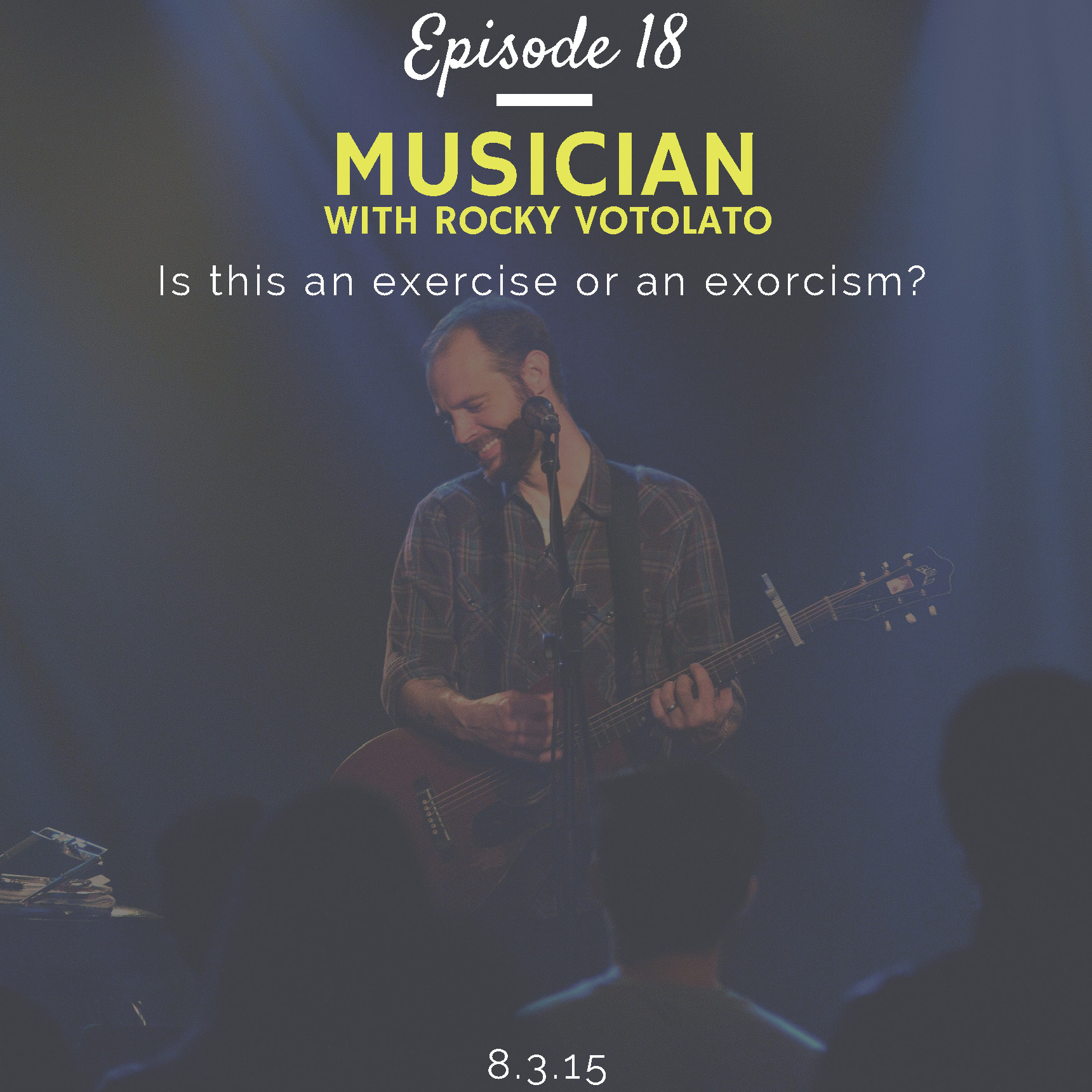 What is it like to be a touring musician interview with Rocky Votolato