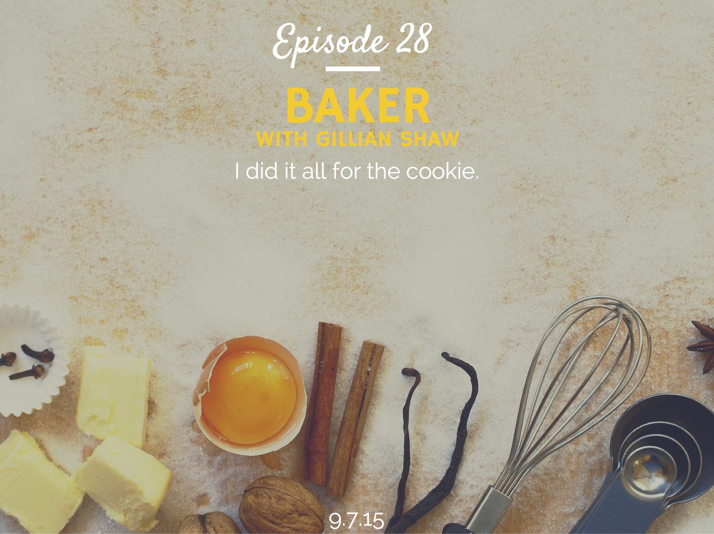 How to become a professional baker interview with Black Jet Baker founder Gillian Shaw
