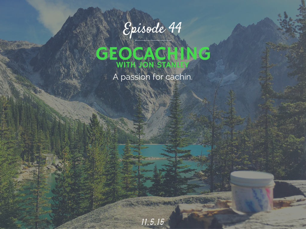 What is geocaching and how to start geocaching interview with jon stanley