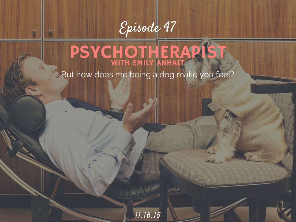 How to become and what is a psychotherapist interview with Emily Anhalt