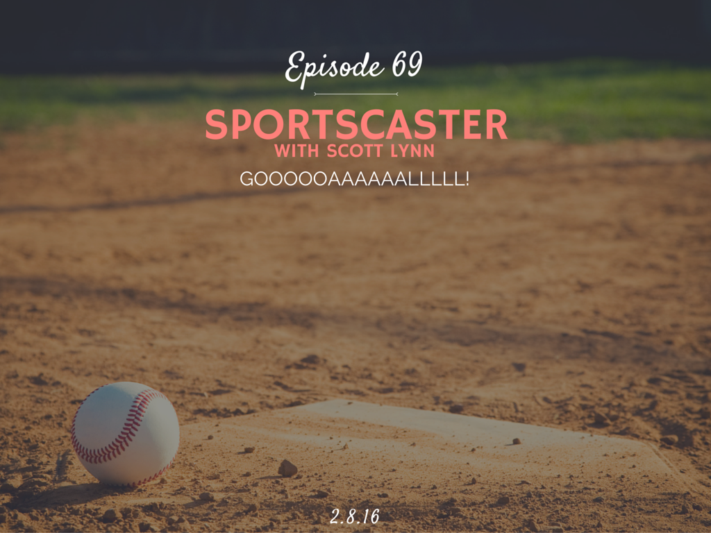 Learn how to be a sportscaster interview with Scott Lynn