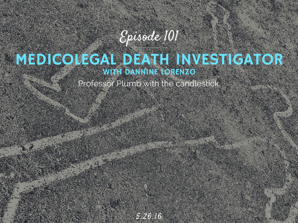 how to become a medicolegal death investigator interview