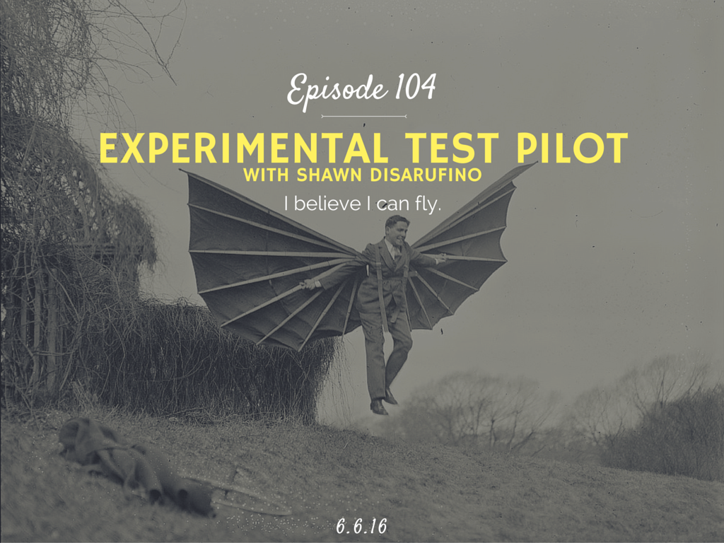 how to become an experimental test pilot interview