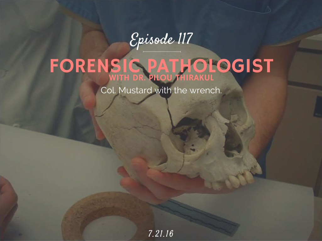 what does  a forensic pathologist do interview