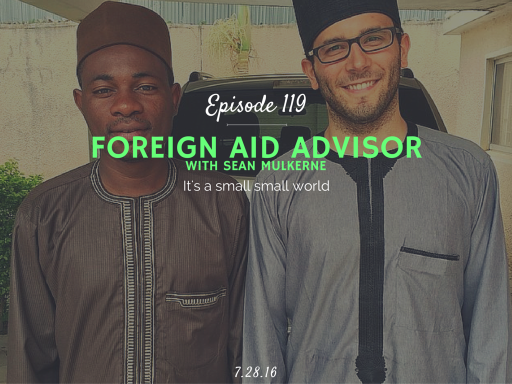 how to get a job in foreign aid international development interview