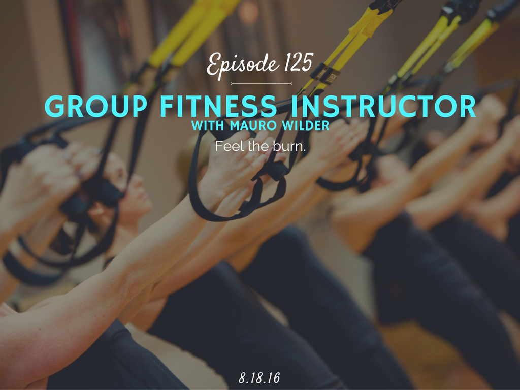 how to become a group fitness instructor interview