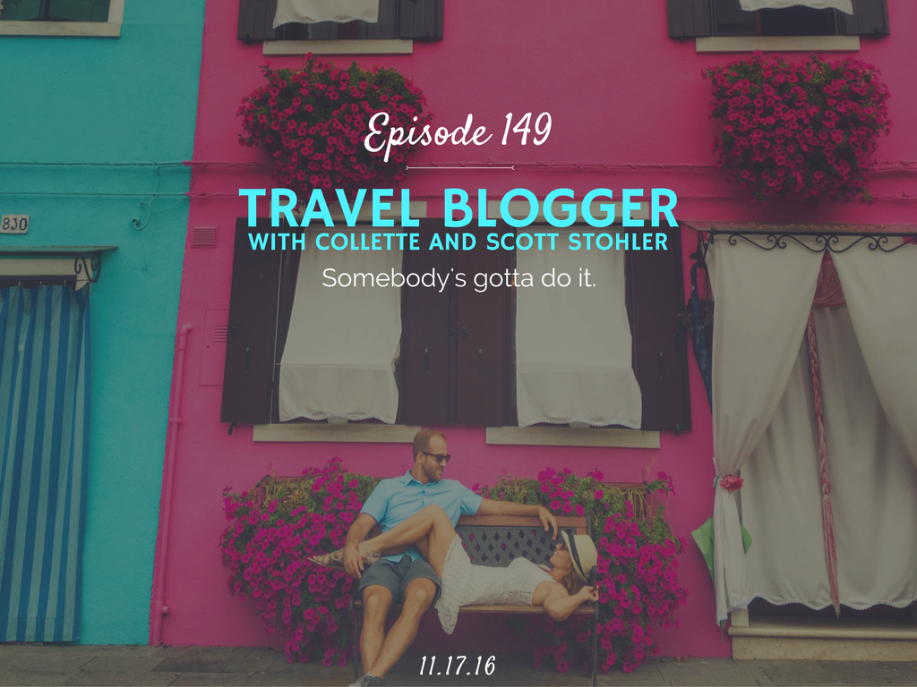 how to become a travel blogger interview with Roamaroo