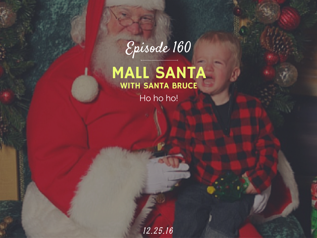 what is it like to be a mall santa interview