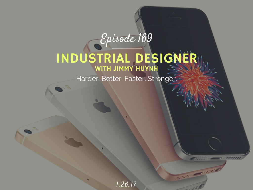 how to become an industrial designer interview with jimmy huynh
