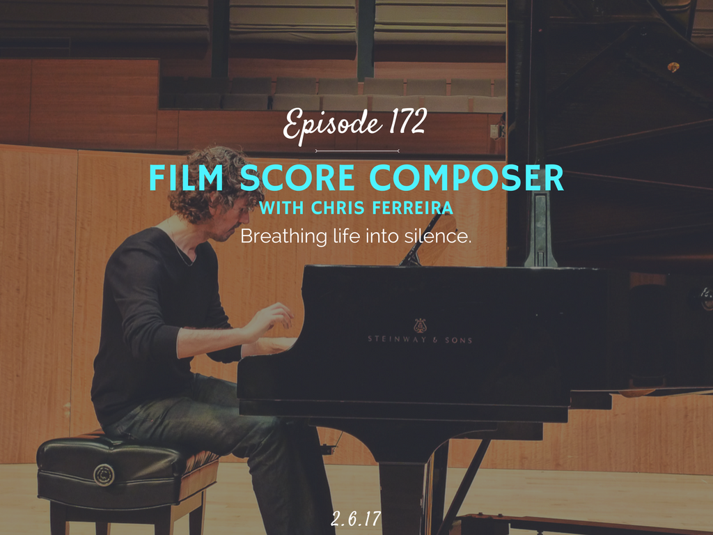 what is a composer interview with chris ferreira