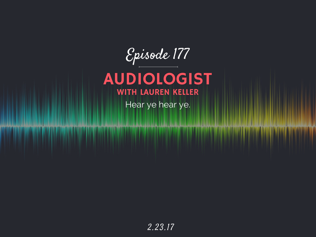 what is it like to be an audiologist interview