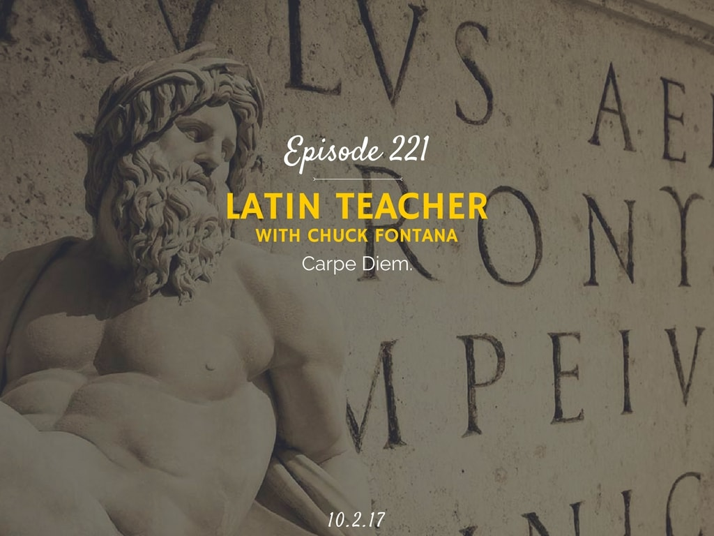 how to learn latin podcast interview