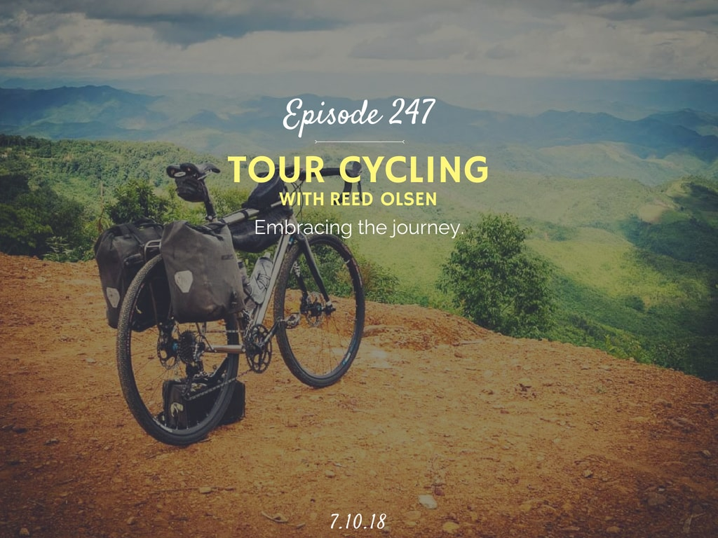 what is tour cycling interview with reed olsen