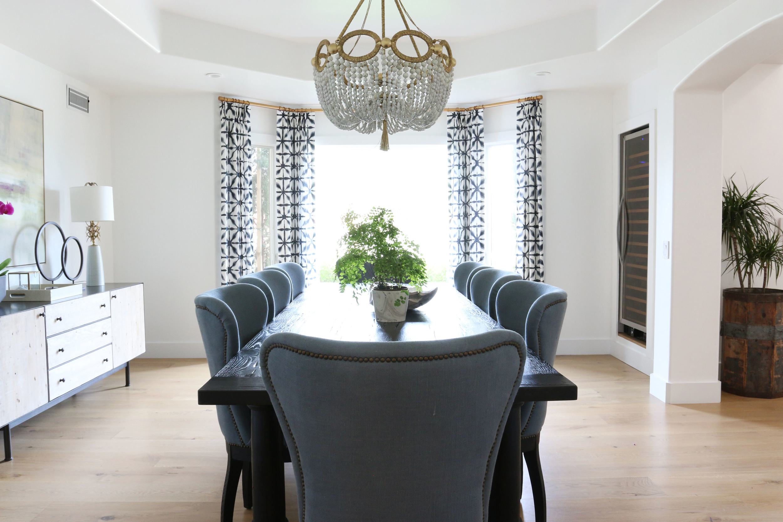 Tour Studio McGee's latest dining room makeover.
