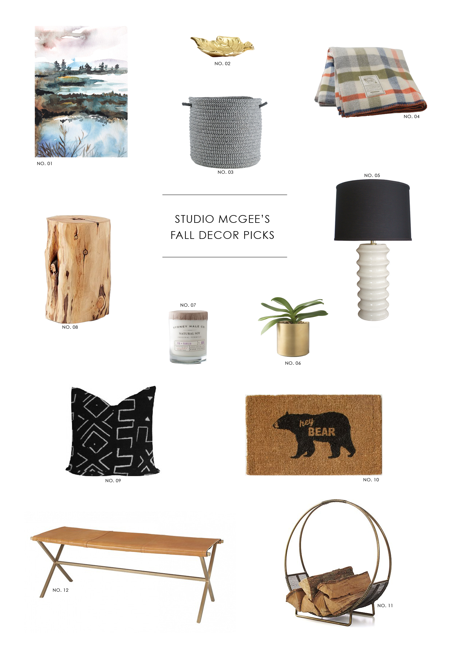Our Top Picks: Fall Home Decor