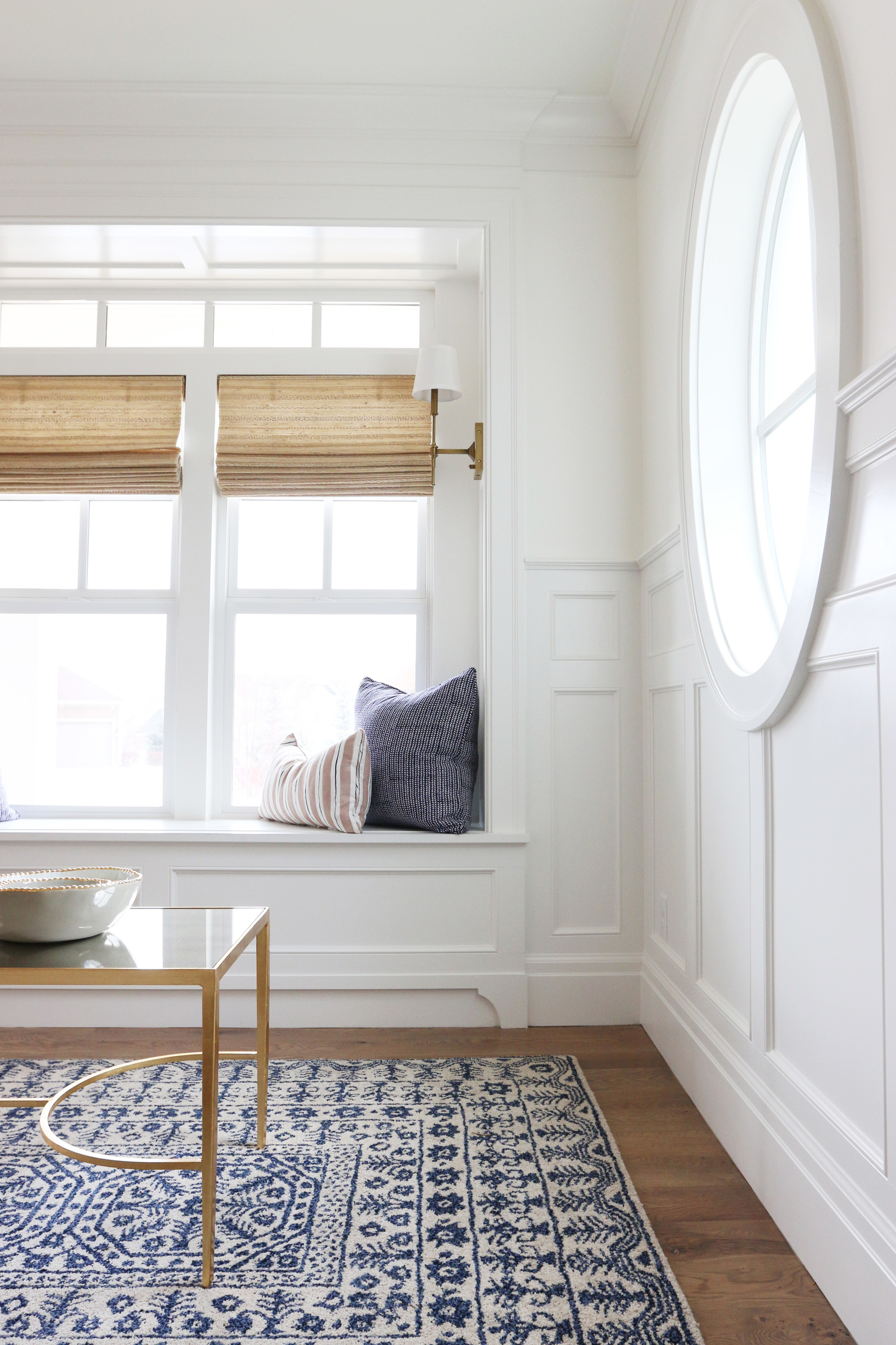 Benjamin Moore Simply White: White Paint Colors We Considered For Our Dining Room