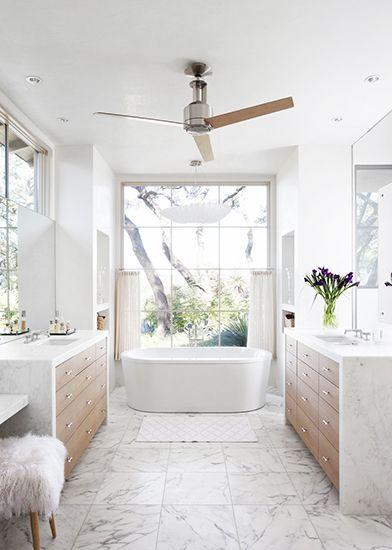 Modern Ceiling Fan Roundup || Studio McGee || Design by Elizabeth Stanley