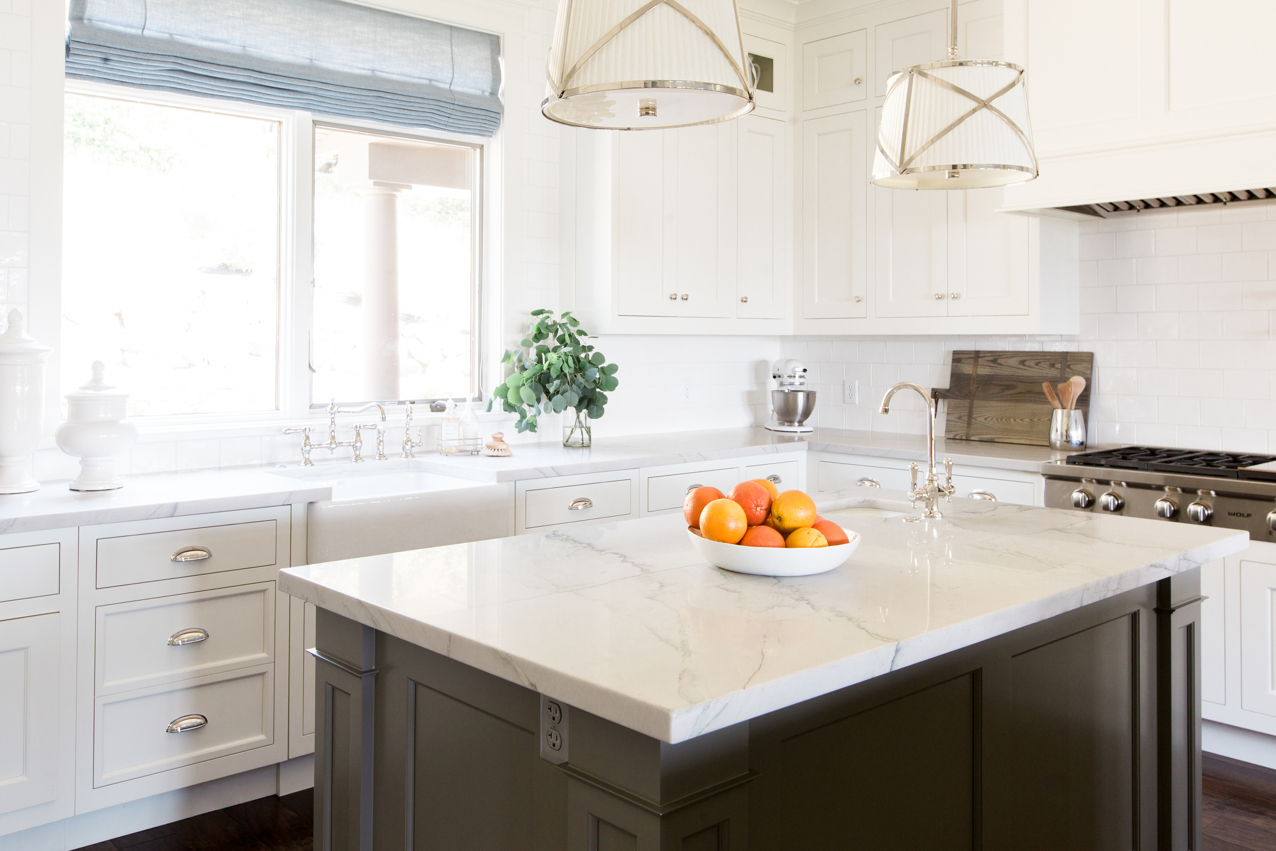 White and Gray Kitchen Remodel || Studio McGee