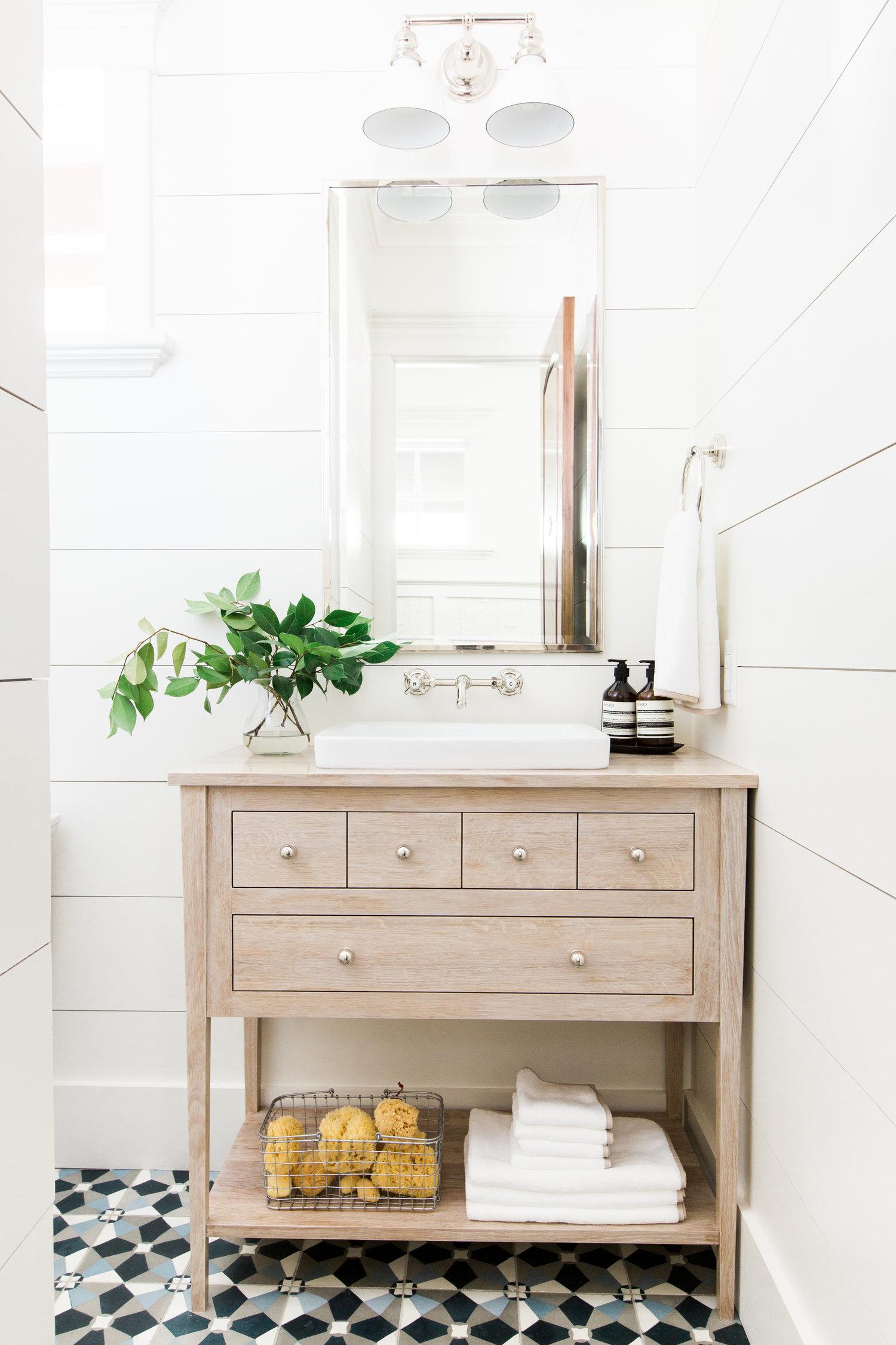 Wide+shiplap+planks,+bleached+oak+vanity+and+cement+tile+floors+||+Studio+McGee.jpg