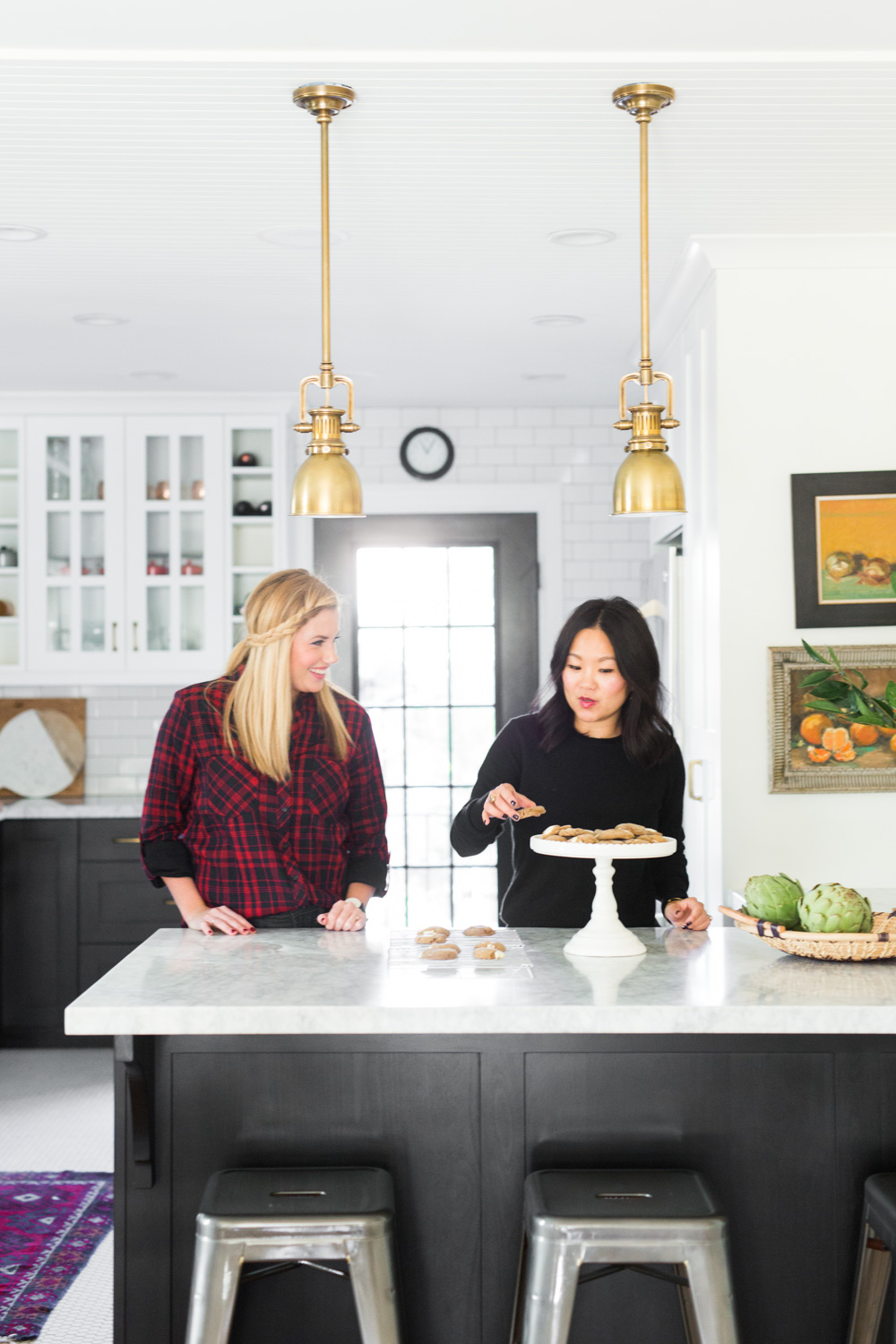 In the Home: Kyong Millar
