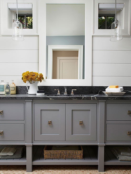 Our favorite Dark Countertops