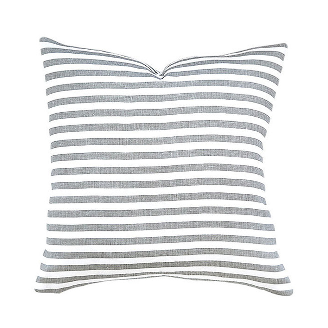 Perfect Stripe in Grey