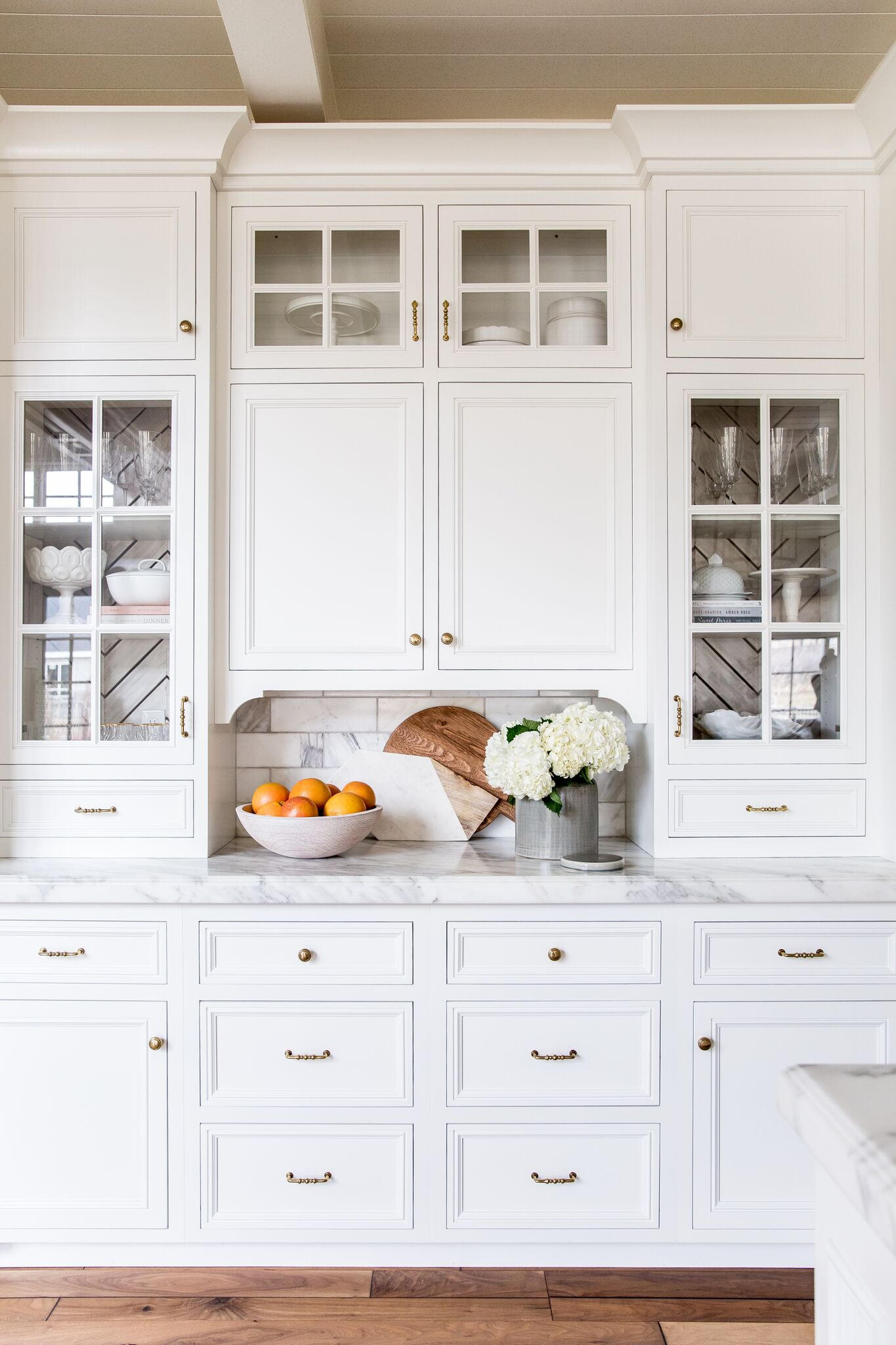 Kitchen Styling by Studio McGee