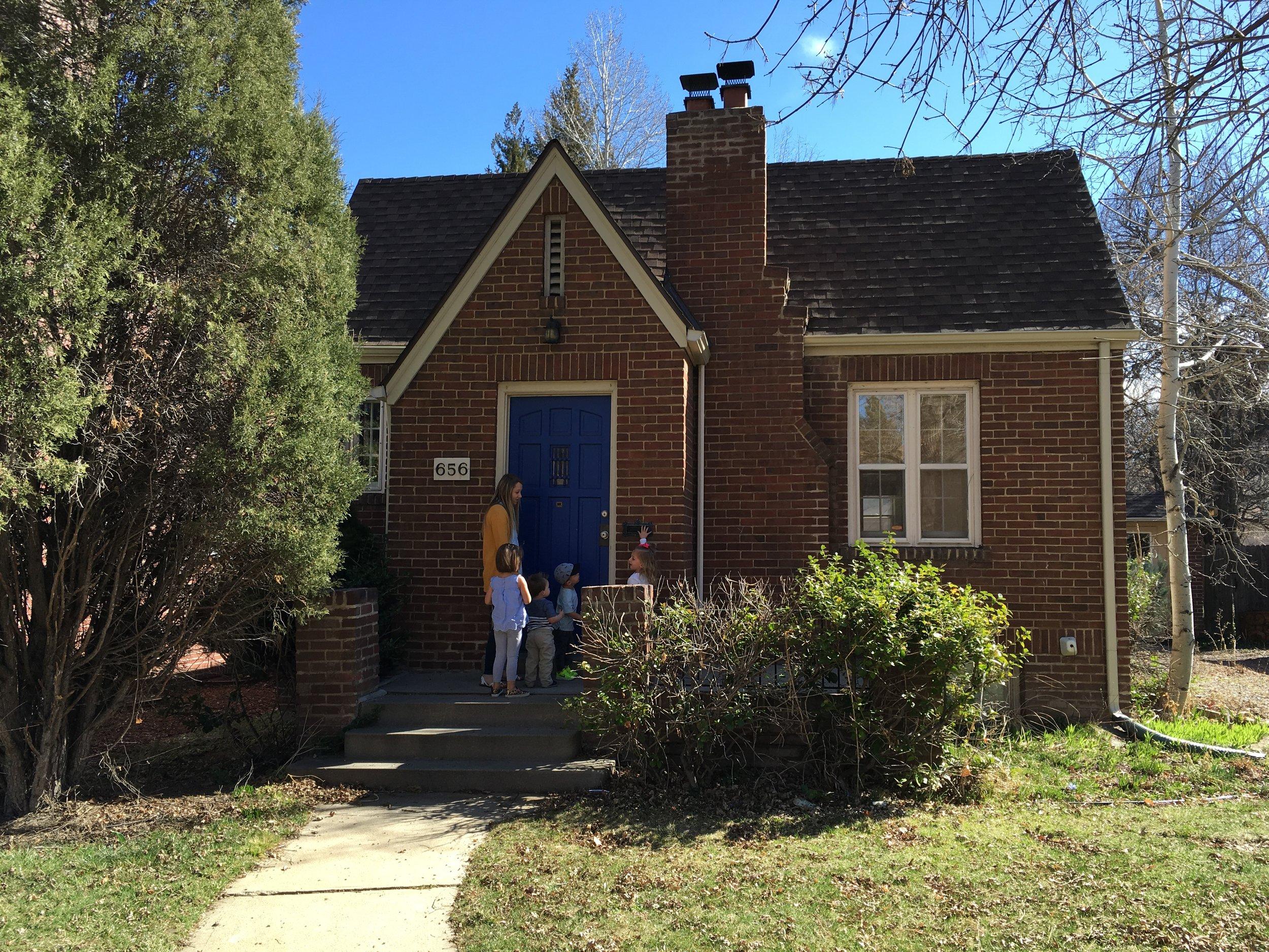Denver Tudor Reveal