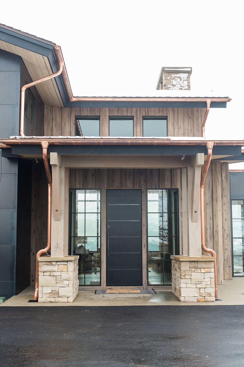 Modern Cabin Renovation