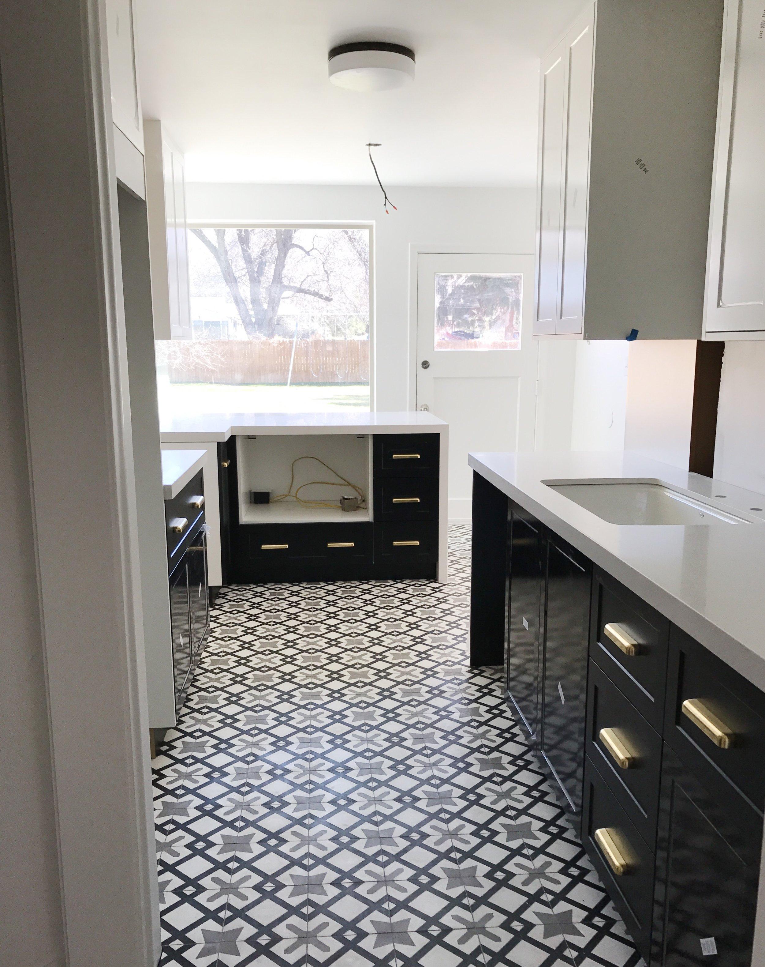 A small kitchen reno