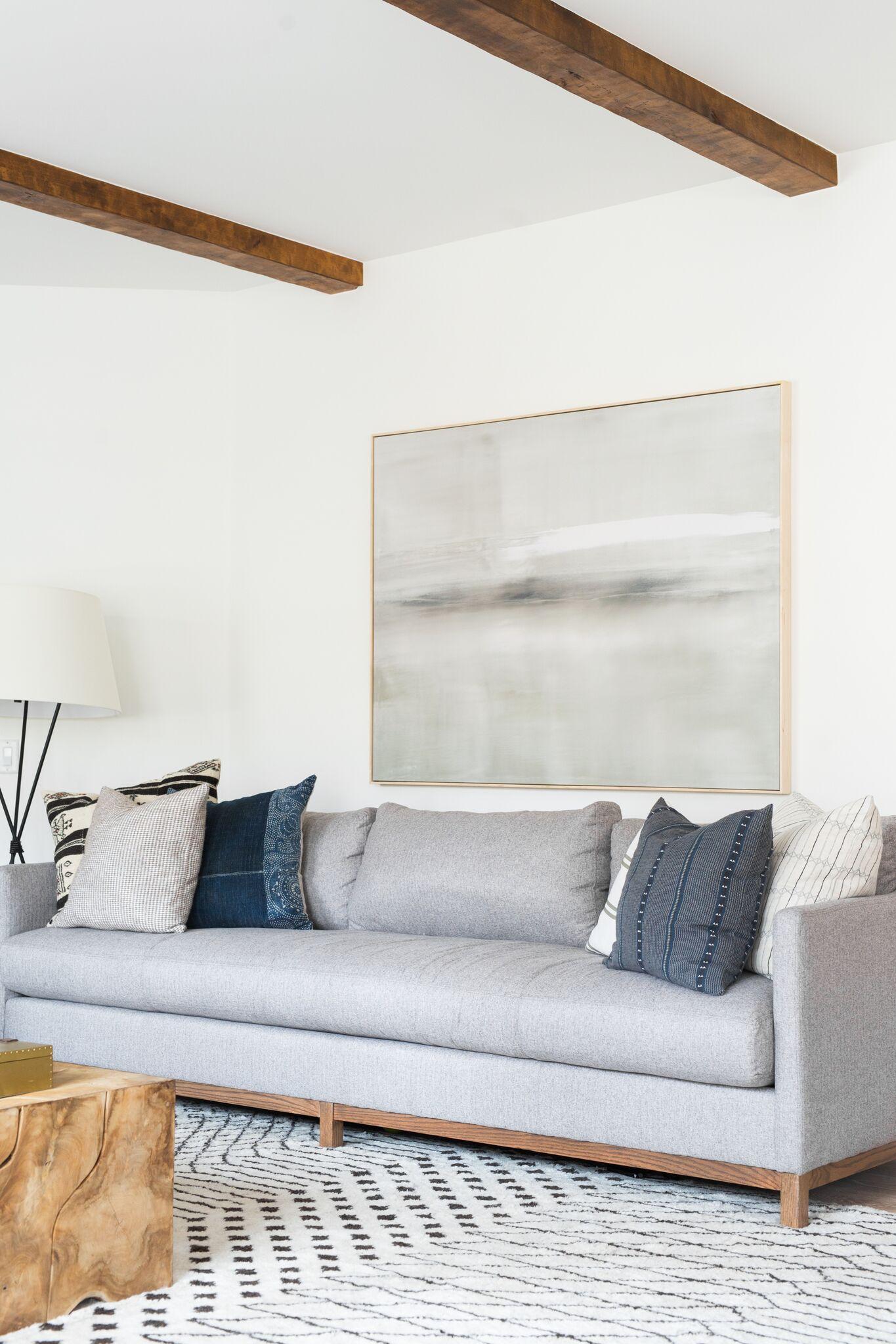 Clayton Long Sofa