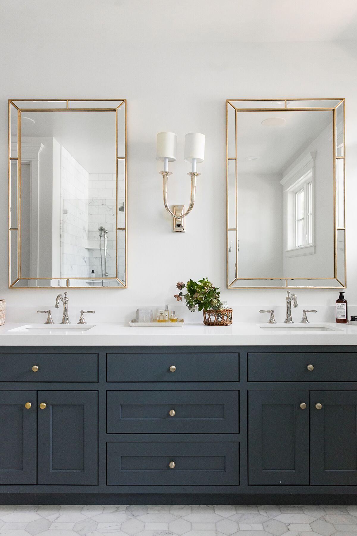 Mirror Combinations For Your Bathroom